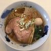 麺屋神鳴(那覇市)煮干醤油ラーメン 750円