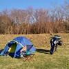 寒中キャンプ