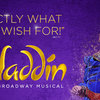 Aladdin @ New Amsterdam Theatre Broadway