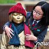 韓国の少女像、増え過ぎて小便小僧と同レベル(笑)