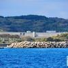 見島ダム(山口県見島)