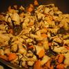 ニトリの土鍋でご飯を炊いています その2。炊き込みご飯編