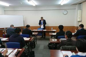 日本伝統再築士会京都支部設立総会&勉強会