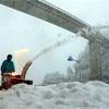 西日本の日本海側中心に大雪 週末も断続的に雪の恐れ