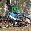年収100万でバイク5台持ち。ニベイアのプロフィイル!!