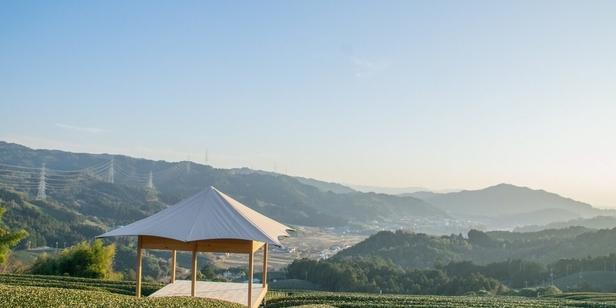 絶好ロケーションでおもてなし!和束町の新スポット「和束茶おもてなし茶室」