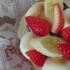 簡単おやつ【マシュマロチョコのフルーツトースト♡】