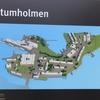 スウェーデン 「カールスクローナの博物館島」の思ひで…