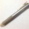 【文房具】「フリクション4」ペン先が半透明になって軽やかになったよ