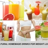 Shed the Extra Pounds: Best Homemade Weight Loss Drinks