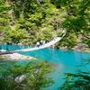 静岡県の秘境!湖が生み出す絶景とSL-③寸又峡・夢の吊橋へのアクセスの仕方ー