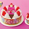 【2018年】写真付!子供が絶対に喜ぶクリスマスケーキ♪