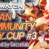 【5/29開催】Overwatch Japan Community 1Day CUP#3 Supported by SECRETLAB