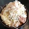 【ゴールデン5ヌードル】 ゴワゴワ極太麺が旨い!秋田県南の本格二郎系ラーメン!
