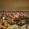 天空に近いホテル「横浜ロイヤルパークホテル」から見る絶景の夜景