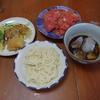 幸運な病のレシピ( 413)昼:素麺+天ぷら、306mg/dl->138mg/dl->67mg/dlの変動 「薬・インスリン」なし