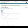 JavaScript SDKを使ってTwitter認証機能を使ってみる