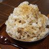 雪くまめぐり2011(2):お茶好きにはたまらない美味「茶の西田園」