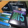 CPUをIntel Core i5-9400Fにアップグレード