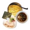復習らーめん【'16年121杯目】noodle kitchen ミライゑ(北区志茂)の冷たい貝出汁つけSOBA