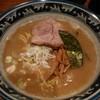 本八幡の『らーめん 木尾田』で濃厚煮干しだしスープのラーメン