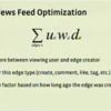 Facebookのエッジランクに関するブログ記事が出るたびに気になる数式のこと