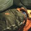 睡眠ツーリング! 学校橋河原でデュオキャンプ