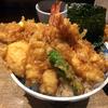 【食事】 金子半之助@日本橋本店 格安でボリューム満点の天丼