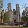 JTBガイドさんに感謝!San Gervasio教会をお散歩して、カンクンのホテルへ🇲🇽ハネムーン旅行 カンクン3日目(その4)