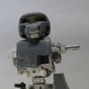 【ガンプラ】 1/100 リアルタイプ MS-06 ザクを作る その147 2020年3月17日 【旧キット】(内部フレーム フルスクラッチ)