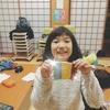 今日のシープハウスは宿題の後に編み物を勉強しました。