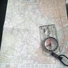 地図読み、コンパス