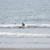 100点満点中24点くらいの波でした。@5日の鵠沼