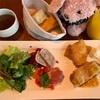 ミッドタウン 日比谷 Q CAFE by Royal Garden Cafeさんのランチ〜(≧∀≦)