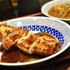 豊洲の「米花」で子持ちヤリイカ煮、肉じゃが。