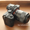 ソニー α7Ⅲで撮影してみました・レンズは単焦点レンズ Sonnar T FE 55mm F1.8。(撮影・感想レビュー)