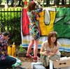 そしてBUZZの代々木公園ストリートライブに向かったのだった!
