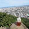 cycling & mountaineering サイクリング&円山に登山!!うん??つどーむだと思ったら札幌ドームだったね、。