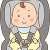 幼稚園児をママ友の車に乗せてもらう時のチャイルドシート問題について