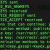 Xserverにssh接続する際Permission denied〜が表示された時のあるある