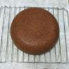 炊飯器でココアケーキ
