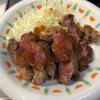 ステーキ  レシピ ポイントはタマネギソース! 安いステーキニクでもいい感じにできる!!かも?