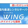 ConoHa WINGで複数のWordPressブログを立ち上げる方法(マルチドメインの設定方法)