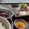 ランチが楽しめた頃:魚津丸食堂