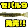 【マドネス】サタン島田監修のデカバス狙いのソフトベイト「セパル9」発売!通販有