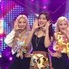 17.10.15 SBS人気歌謡(인기가요) @이달의소녀 今月の少女/オッドアイサークル(Loona/ODD EYE CIRCLE) - [Girl Front]