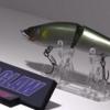 【ガンクラフト】ジョイクロに新サイズ追加「ジョインテッドクロー128 フローティング 」通販予約受付開始!