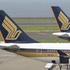 【セントレア】シンガポール航空の2機並び実現