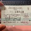 舞台巡りに便利だった「ふじのくに家康公きっぷ(東部エリア)」(11/17-18)