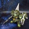 ZGMF-600 ゲイツ & 指揮官用ゲイツ【ガシャポン戦士f 08 レビュー】
